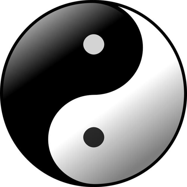 huge discount dcd37 85519 Yin and Yang energies - which one dominates in your life  - Live ...