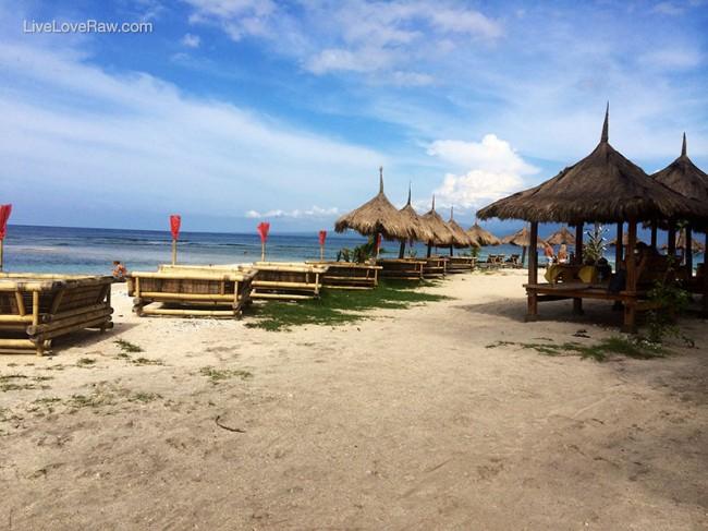 Gili Air hotel, Lombok