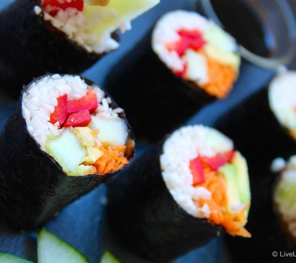 Sunrise Sushi