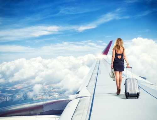 Useful travel tips for long-haul flights from a digital nomad