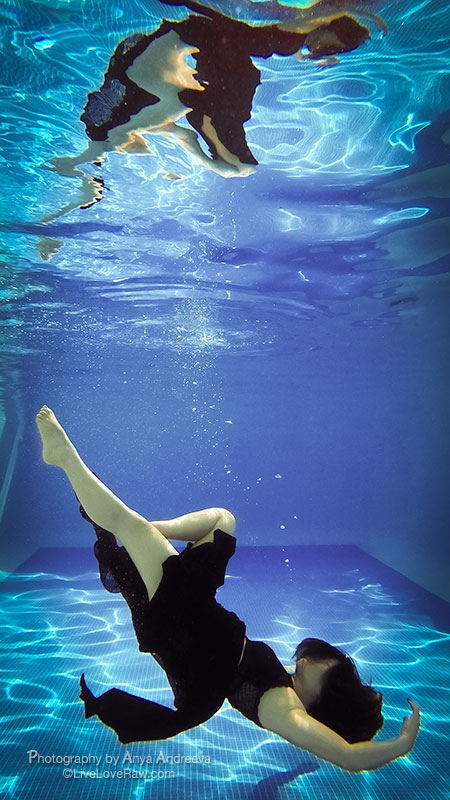 Underwater photography by Anya Andreeva
