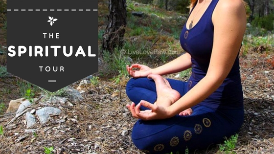 Spiritual tours to Bali with Anya Andreeva