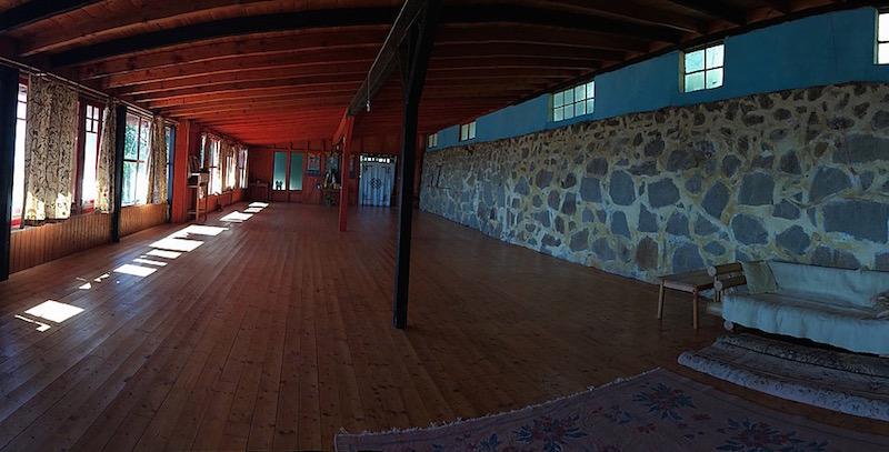 Karuna Portugal Akash Gurujief sacred sufi dance retreat accommocation