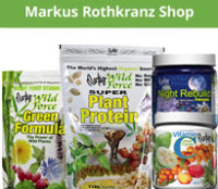 Markus Europe unique health products, protein powders