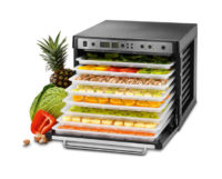 Sedona Combo sd-p9150 Dehydrator for raw vegan food