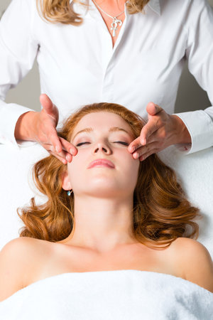 reiki spiritual healing woman face massage, tantric massage with Elena Romanova, Marbella, Spain