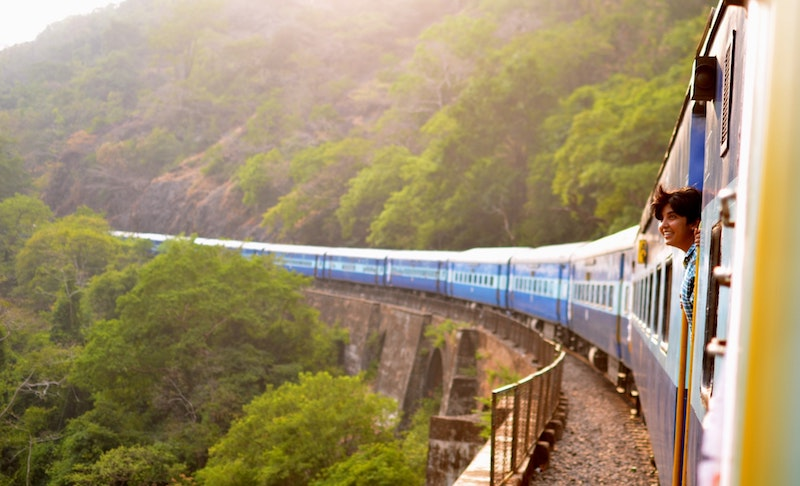 Indian train
